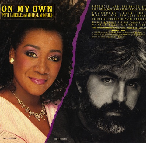 Michael McDonald - On My Own